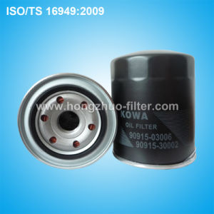 Auto Oil Filter 90915-30002 for Toyota pictures & photos