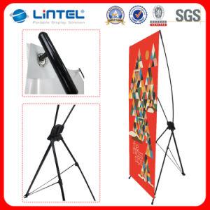 80*180cm Fiberglass Poles Portable X Banner (LT-X1) pictures & photos