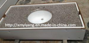 G664 Bainbrook Brown Granite Vanity Tops for Bathoom pictures & photos