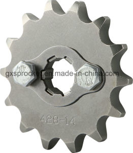 Front Sprocket Motorcycle Suzuki Sj110 Series pictures & photos