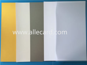 Inkjet Printable Card material / PVC Sheet / Plastic PVC Sheet pictures & photos
