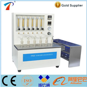 Insulating Oil Oxidation Stability Test Plant (TP622) pictures & photos