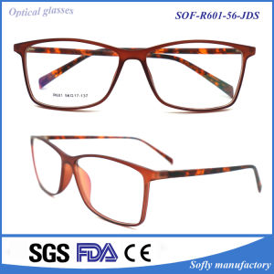OEM Safety Fashion Red Reading Optical Glasses Frame for Reader pictures & photos
