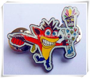 Zinc Die Cast Lapel Pin (MJ-PIN-066) pictures & photos
