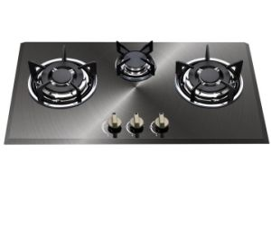 High Quality Chinese Sabaf Burner Cast Iron Pan Supporter Gas Hob pictures & photos