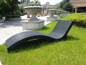 Outdoor Rattan Furniture Garden Patio Sun Beach Leisure Lounge Chair
