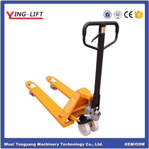 Ying-Lift Factory Hydraulic Hand Cart Yld30b-1 pictures & photos