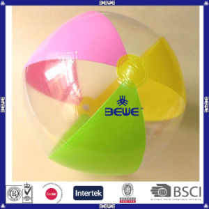 Chinese Popular&Cheap Customized Toy Inflatable Beach Ball pictures & photos