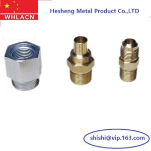 Precision Casting Turning Sewing Machinery Parts (Machine Parts) pictures & photos