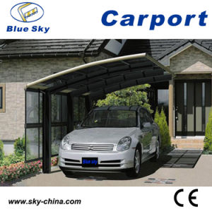 Economic Aluminum Double Carport for Car Parking (B800) pictures & photos