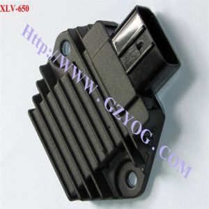 High Quality Motorcycle Regulator for Xlv-650 pictures & photos