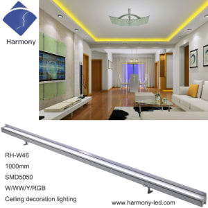 Aluminium Housing RGBW LED Wall Washer Stage Lighting pictures & photos