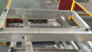 Corrosion Resistance Metal Stamping Frame Fabrication Spare Part pictures & photos