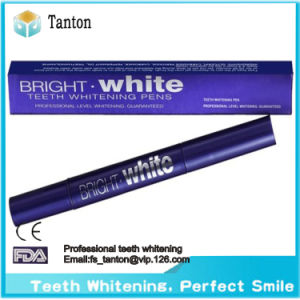 Bright White Teeth Whitening Pen for Dental Care
