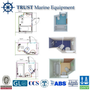 Marine Complete Modular Wet Unit Sanitary Unit pictures & photos