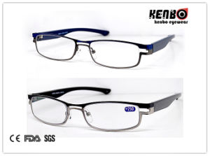 Metal Reading Glasses with Nice Desgin Kr5027 pictures & photos