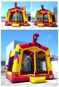 Inflatable Jumping Castle Combo for Kids Cheap Inflatable PVC Bouncy Castle pictures & photos