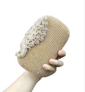 Classics Clutch Bag Elegant Bag Wedding Fashion Evening Bag (XW0916) pictures & photos