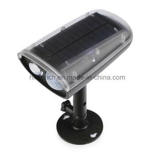 3W Solar Powered Motion Sensor/Light Sensor LED Light pictures & photos