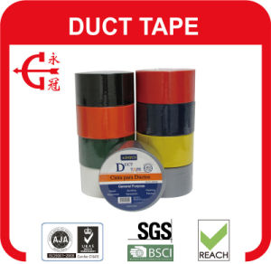 High Quality Binding Rubber Based Cloth Duct Tape pictures & photos