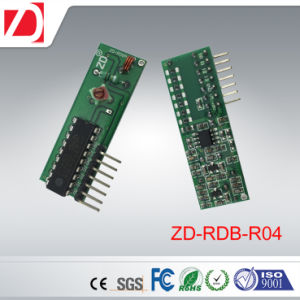 Wireless RF Superregeneration Receiver and Transmitter Module Factory Customize pictures & photos