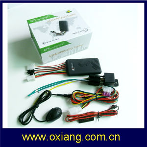 Free Software GPS SIM Card Motorcycle/Vehicle Tracker pictures & photos