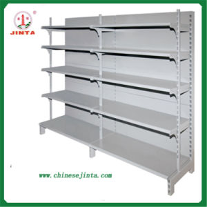 Metal Furniture Metal Rack Supermarket Shelf (JT-A03) pictures & photos