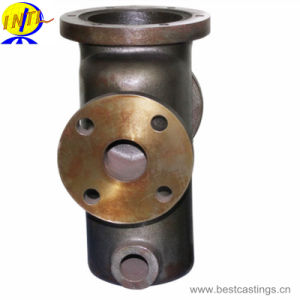 Grey Iron 250 Ductile Iron Sand Casting pictures & photos
