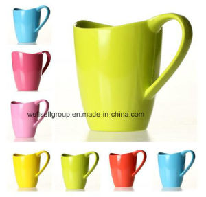 Glazed Green Melamine Porcelain Wash Cups (CPBZ-4034) pictures & photos