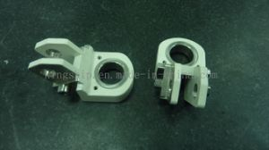 4 Axis Machined Powder Coating Parts pictures & photos