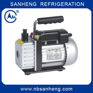 Rotary Vane Vacuum Pump with Single Stage and Dual Stage pictures & photos