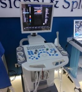 Huc-600p 2D / 3D Color Doppler Ultrasonic System Ultrasound Machine System pictures & photos