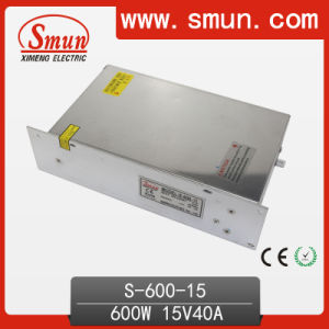 Smun S-600-12 600W 12VDC 50A Single Output Switching Power Supply pictures & photos