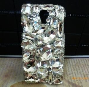 New Crystal Diamond Phone Case Bling Hard Case Cell Phone Cover for Samsung Galaxy S4 IV 9500