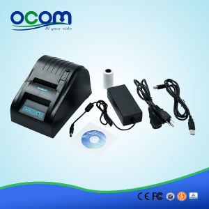 58mm Thermal POS Bill Printing Machine with 12V Power pictures & photos