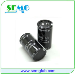 Electrolytic Power Capacitor Long Life Snap-in with Ce RoHS Approval pictures & photos