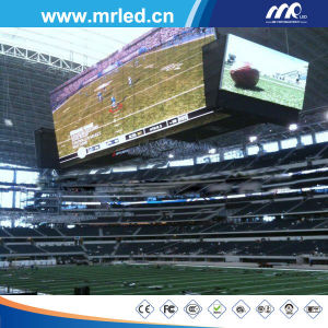 2015 New Designing P16 Outdoor LED Stadium Screen / Perimetier Display (1R, 1G, 1B) pictures & photos