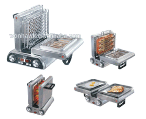 Digital Type 10 Functions in 1 Home Appliance Vertical Grill pictures & photos