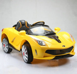 2016 Kid Electric Ride on Car 12volt with Remote Control pictures & photos