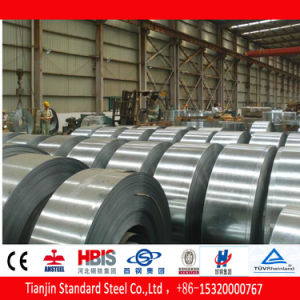 Hot Dipped Cold Rolled Galvanized/Gi Steel Strip pictures & photos