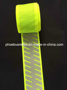En471 Reflective Webbing Strip 5cm X 100m Per Roll pictures & photos