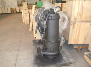 Submersible Sewage Pumps with Vortex Impeller pictures & photos