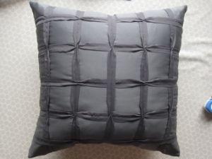 Mercury Plaid Pleats DEC Pillow pictures & photos