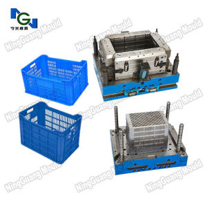 Plastic Vegetable Crate Mould for Injection Moulding pictures & photos
