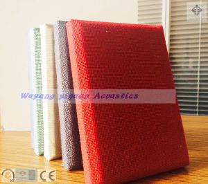 Fabric Wrapped Sound Absorbing Panel for Grand Theater (2.5SFFSE) pictures & photos
