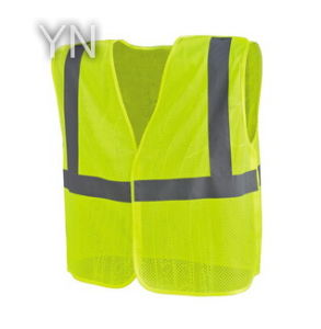 Hot Sale Safety Clothes/Vests with High Visibility Reflective Tape pictures & photos