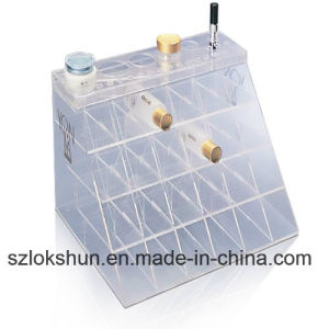 Hige Grade Acrylic Display Stands, Lipstick Promotional Display Racks pictures & photos