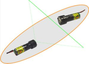 Line 532nm Green Laser Module pictures & photos