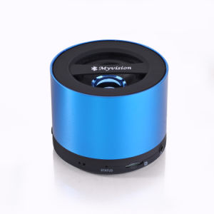Bluetooth Speakers Metal N9 Bluetooth Stereo Bluetooth Speakers Gift Custom pictures & photos