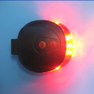 Bike Laser LED Warning Tail Light with Ce (HW-5001) pictures & photos